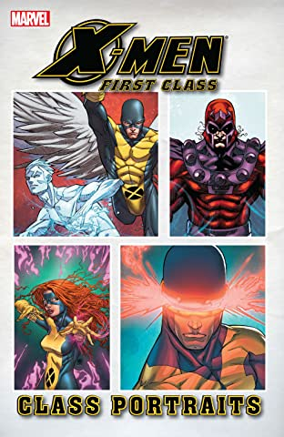 X-Men: First Class - Class Portraits