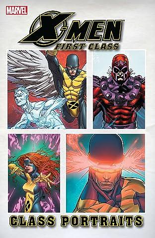 X-Men: First Class - Class Portraits