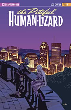 Pitiful Human-Lizard #21