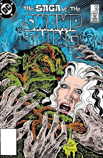 Swamp Thing (1982-1996) #30