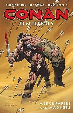 Conan Omnibus Vol. 4: Mercenaries and Madness