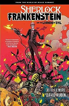 Sherlock Frankenstein: From the World of Black Hammer Vol. 1