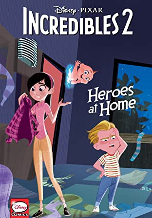 DisneyPIXAR The Incredibles 2: Heroes at Home