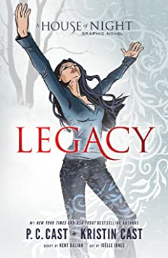 Legacy: A House of Night Graphic Novel: Anniversary Edition