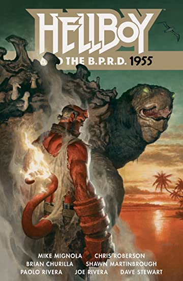 Hellboy and the B.P.R.D.: 1955
