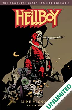Hellboy: The Complete Short Stories Vol. 1
