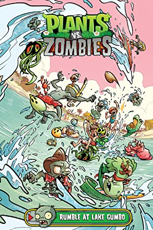 Plants vs. Zombies  Vol. 10: Rumble at Lake Gumbo