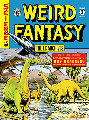 The EC Archives: Weird Fantasy  Vol. 3