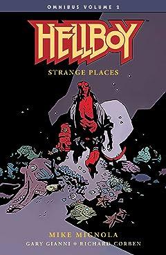 Hellboy Omnibus Tome 2: Strange Places