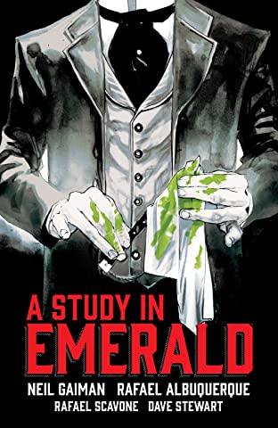Neil Gaiman's A Study in Emerald