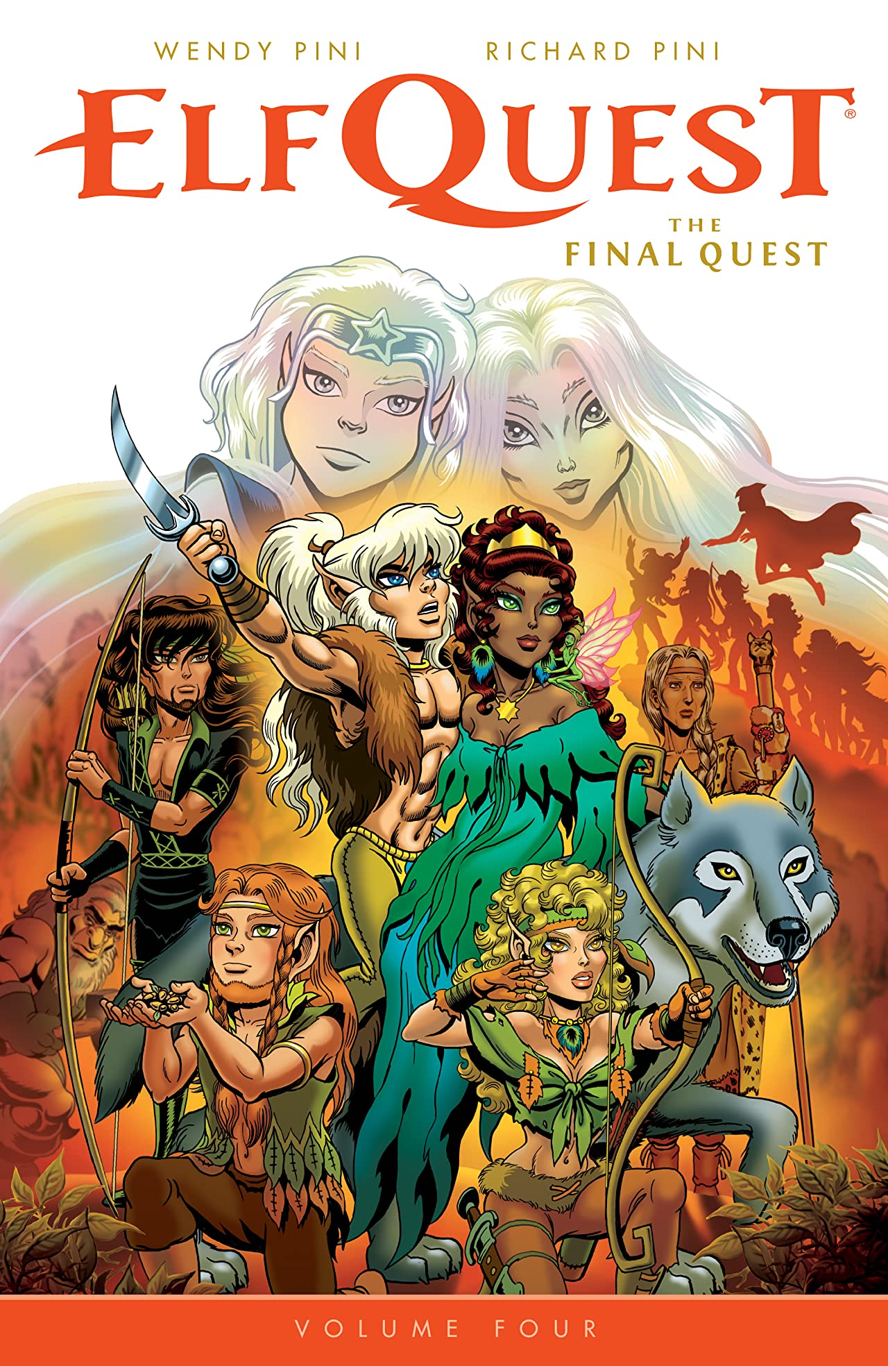 ElfQuest: The Final Quest Tome 4