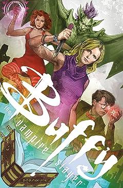 Buffy the Vampire Slayer Season 10: Library Edition Vol. 1