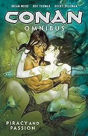 Conan Omnibus Vol. 5: Piracy and Passion