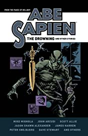 Abe Sapien: The Drowning and Other Stories