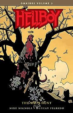 Hellboy Omnibus Tome 3: The Wild Hunt