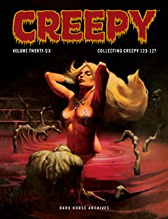 Creepy Archives  Tome 26