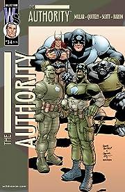 The Authority (1999-2002) #14