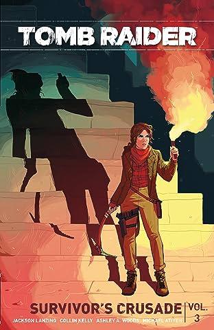 Tomb Raider (2016) Tome 3: Survivor's Crusade
