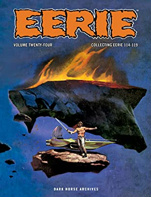 Eerie Archives Vol. 24