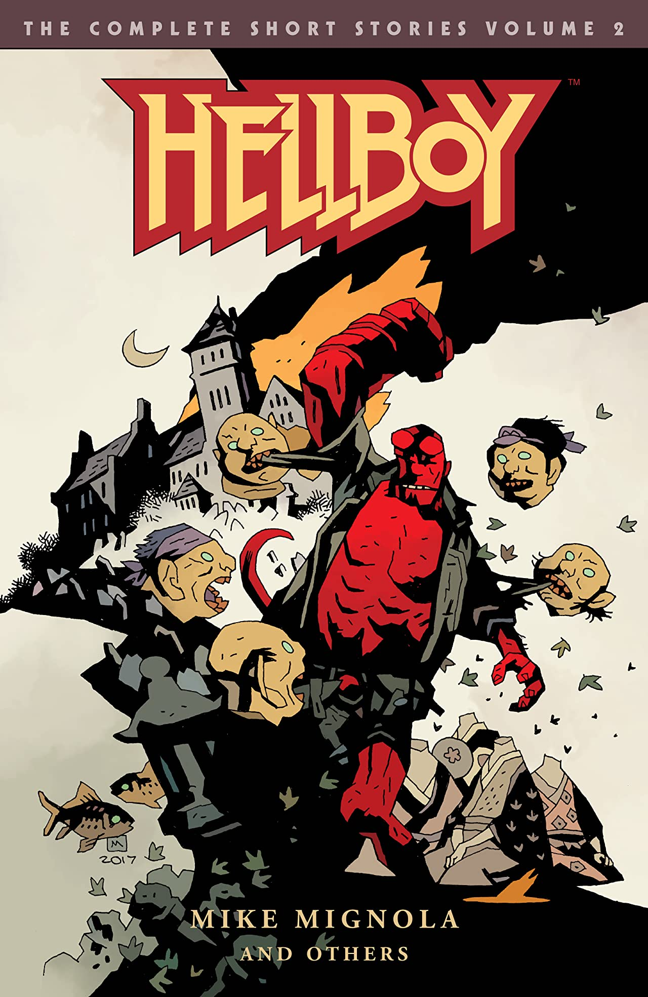 Hellboy: The Complete Short Stories Vol. 2