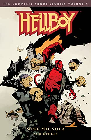 Hellboy: The Complete Short Stories Tome 2