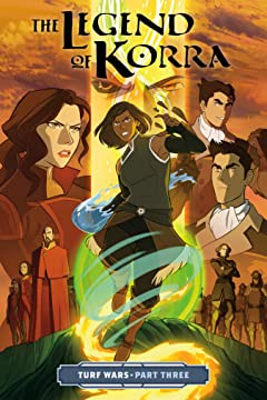 The Legend of Korra: Turf Wars - Part Three