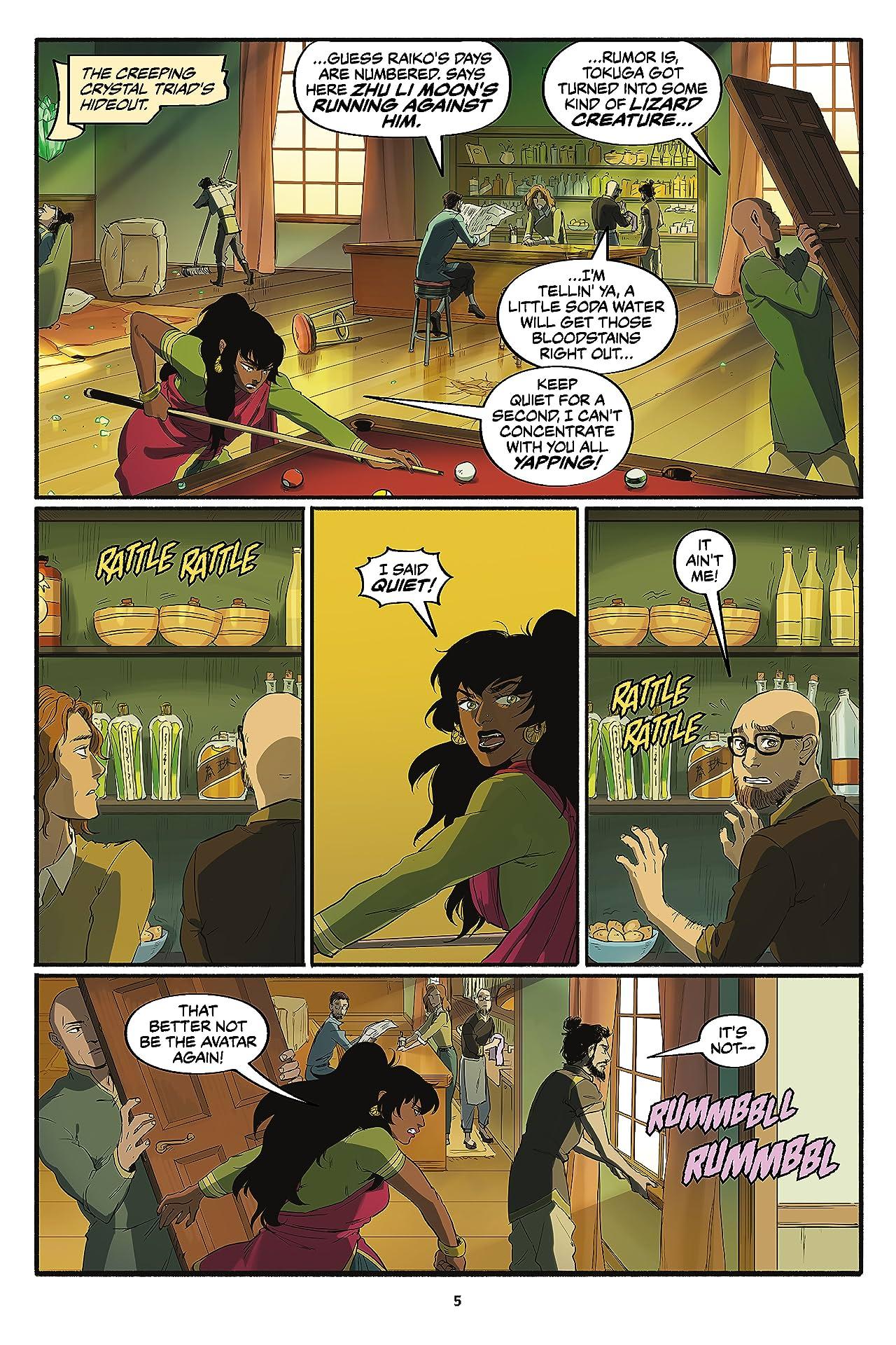 The Legend of Korra: Turf Wars - Part Three