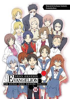 Neon Genesis Evangelion: The Shinji Ikari Raising Project Vol. 18