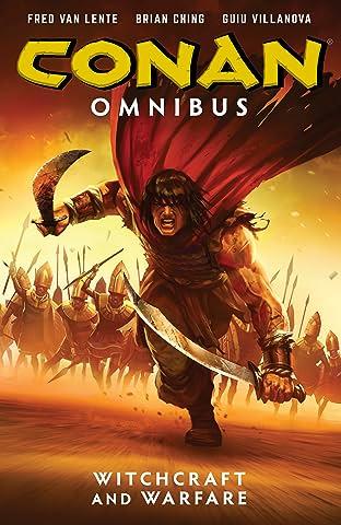 Conan Omnibus Vol. 7