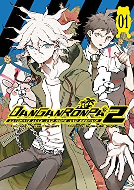 Danganronpa 2: Ultimate Luck and Hope and Despair  Vol. 1