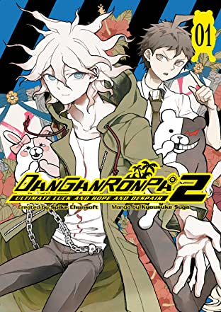 Danganronpa 2: Ultimate Luck and Hope and Despair  Tome 1