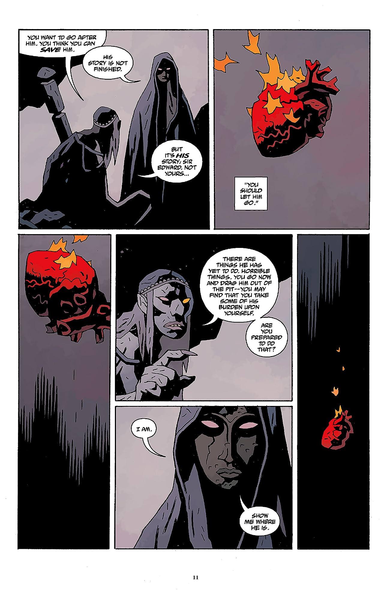 Hellboy Omnibus Vol. 4: Hellboy in Hell