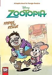Disney Zootopia: Friends to the Rescue