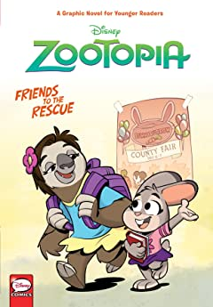 Disney Zootopia: Friends to the Rescue