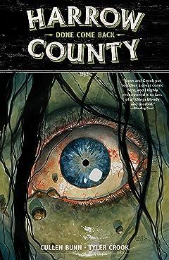 Harrow County Vol. 8: Done Come Back