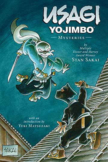 Usagi Yojimbo Vol. 32