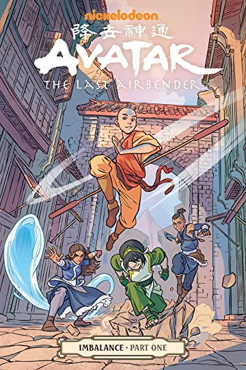 Avatar: The Last Airbender: Imbalance Part One