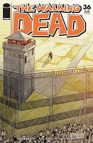 The Walking Dead #36