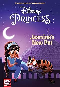 Disney Princess: Jasmine's New Pet (Younger Readers)