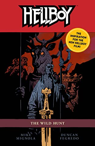 Hellboy Tome 9: The Wild Hunt (2nd Edition)