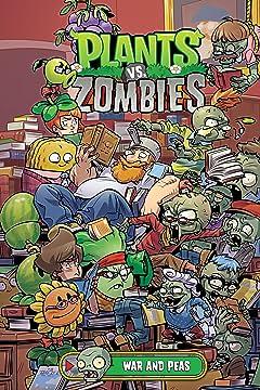 Plants vs. Zombies Vol. 11: War and Peas