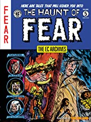 The EC Archives: The Haunt of Fear Vol. 5