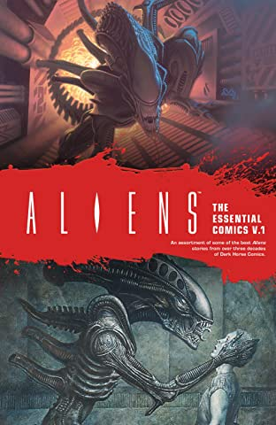 Aliens: The Essential Comics Tome 1