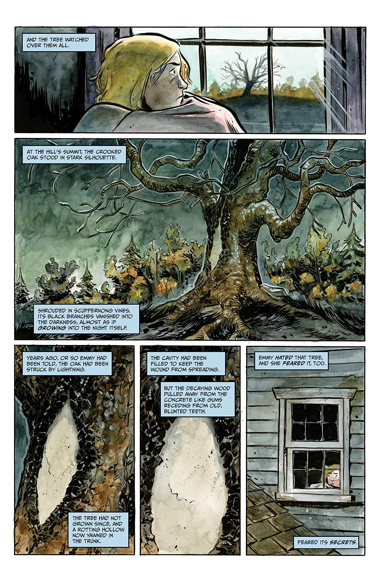 Harrow County: Library Edition Vol. 1