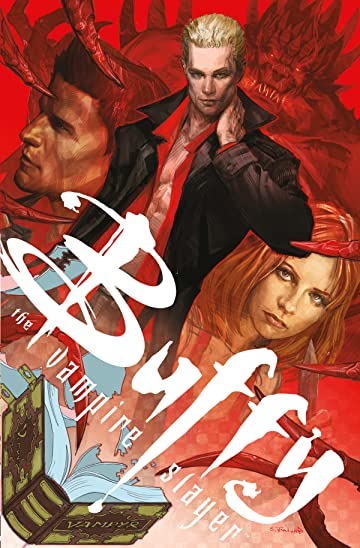 Buffy the Vampire Slayer Season 10: Library Edition Vol. 2