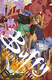 Buffy the Vampire Slayer Season 10: Library Edition Vol. 3