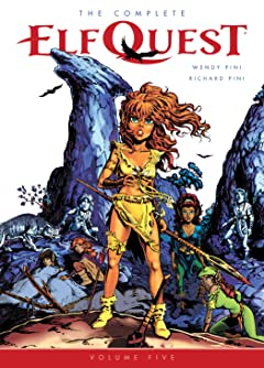 The Complete ElfQuest Vol. 5