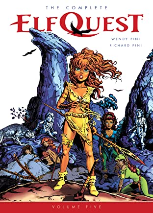 The Complete ElfQuest  Tome 5