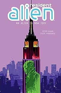 Resident Alien Vol. 5: An Alien in New York