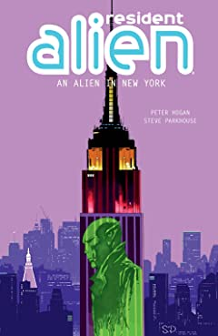 Resident Alien Vol. 5: An Alien in New York